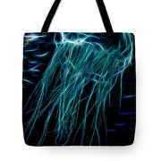 Blue Miracle Tote Bag