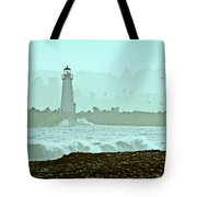 Blue Mist 2 Tote Bag