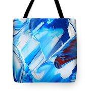 blue mode I Tote Bag