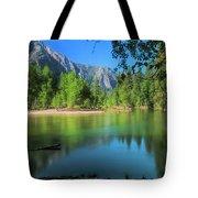 Blue Mood In Yosemite Tote Bag