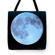 Blue Moonshine Tote Bag