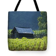 Blue Mountain Farm Tote Bag