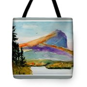 Blue Mountain Tote Bag