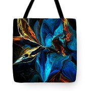 Blue Mystery 062915 Tote Bag