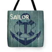 Blue Nautical-jp3614 Tote Bag