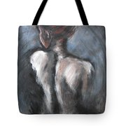 Blue Night - Nudes Gallery Tote Bag