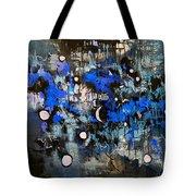 Blue Night Tote Bag