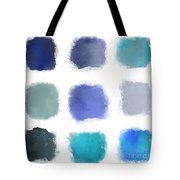 Blue Palette, No.1 Tote Bag