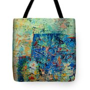 Blue Play 1 Tote Bag