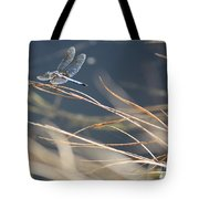 Blue Pond Tote Bag