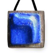 Blue Resh Tote Bag