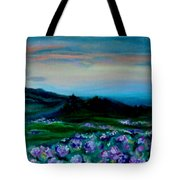 Blue Ridge  Tote Bag