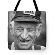 Blue Ridge Farmer Tote Bag