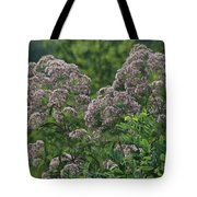 Blue Ridge Flowers Tote Bag