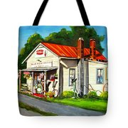 Blue Ridge Grocery Tote Bag