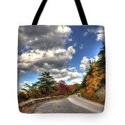Blue Ridge Parkway, Buena Vista Virginia 4 Tote Bag