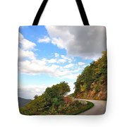 Blue Ridge Parkway, Buena Vista Virginia 6 Tote Bag