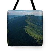Blue Ridge Parkway Shadow Tote Bag