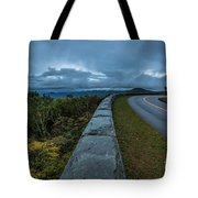 Blue Ridge Parkway Twisty Tote Bag