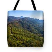 Blue Ridge Parkway5 Tote Bag