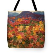Blue Ridge Pastoral Tote Bag