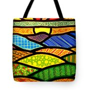 Blue Ridge Sunrise Tote Bag