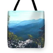 Blue Ridge Tote Bag