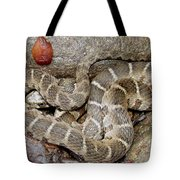 Montreat Water Snake Tote Bag