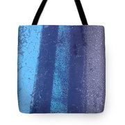 Blue Road Tote Bag