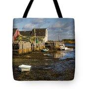 Blue Rocks, Nova Scotia Tote Bag