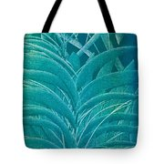 Blue Sago Tote Bag