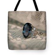 Blue Sapphire Tote Bag