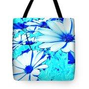 Blue Season Tote Bag