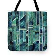 Blue Skies Tote Bag