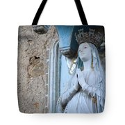 Blue Sky, Blue Heart Tote Bag
