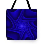Blue Slide Tote Bag