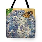 Blue Splendor Tote Bag