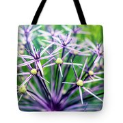 Blue Stars Tote Bag