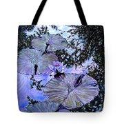 Blue Stillness Tote Bag