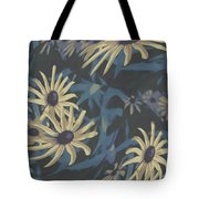Blue Sunshine  Tote Bag