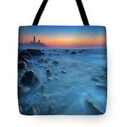 Blue Tide Tote Bag