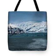 Blue Tidewater Glacier  Tote Bag