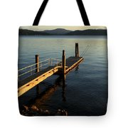 Blue Tranquility Tote Bag