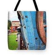 Blue Wagon 1 Tote Bag