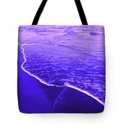 Blue Wash Tote Bag