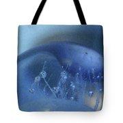 Blue Wave 1 Tote Bag