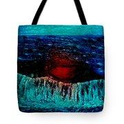 Blue Whale 2 Tote Bag