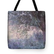 Blue Willow. Monet Style Tote Bag