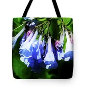 Bluebell 21 Tote Bag