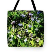 Bluebell 22 Tote Bag